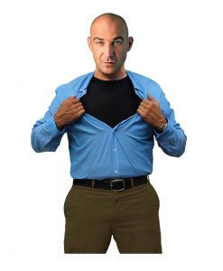 bullet resistant fenix t-shirt front