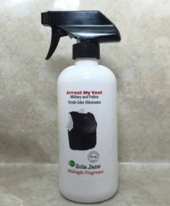 body armor cleaning spray