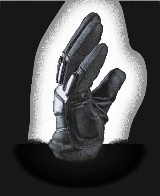 E3 cut resistant gloves