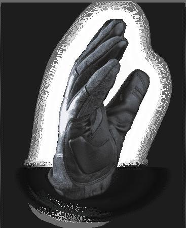 E4 cut resistant gloves