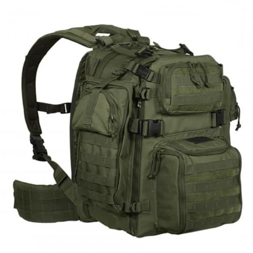 Bullet Resistant GY6 Tactical Backpack