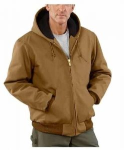bullet resistanr hooded jacket
