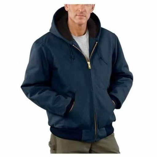 bullet resistant hooded jacket
