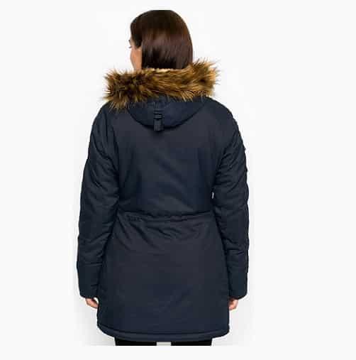 female bullet resistant jacket