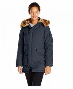 womans bullet resistant jacket