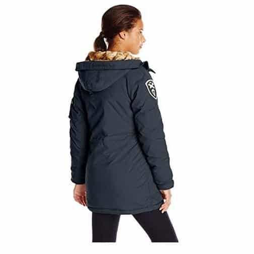 female bullet resistant jacket