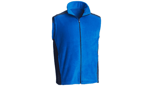 bullet resistant urban fleece royal blue black