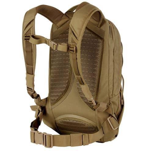 bullet resistant sweeper backpack
