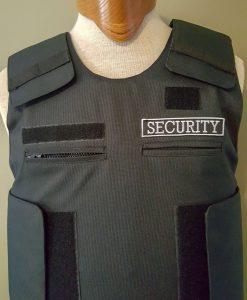 Security Bulletproof Vest