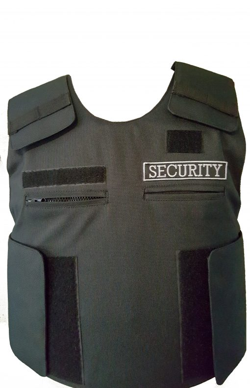 Vector security vest front