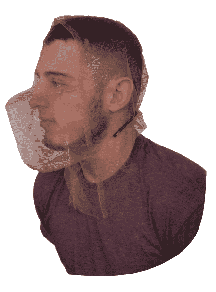 Anti-Spit Mask