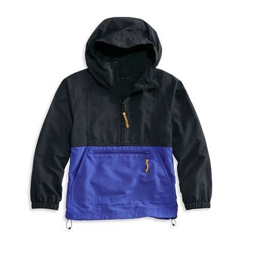 NIJ IIIA Bulletproof Child's Classic Anorak blue/black