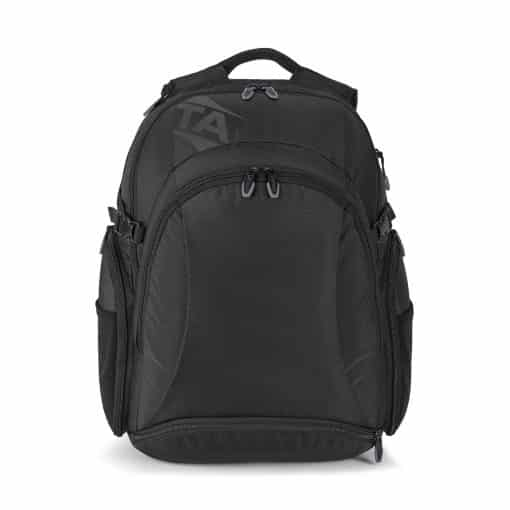NIJ IIIA Bullet Resistant Computer Keeper Backpack Black