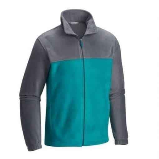 NIJ IIIA Bullet Resistant Dixon Fleece Jacket For Men glacier