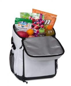 NIJ IIIA Bulletproof Travel Cooler Backpack