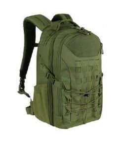 NIJ IIIA Bulletproof Trekker Backpack Green