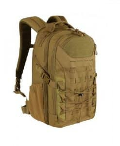 NIJ IIIA Bulletproof Trekker Backpack