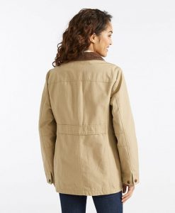 NIJ IIIA Bulletproof Woman's Barn Coat