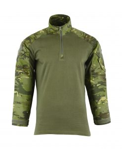 Combat Shirt Coyote Front GREEN ZONE