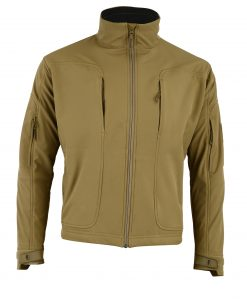 ECHO SOFT-SHELL JACKET COYOTE