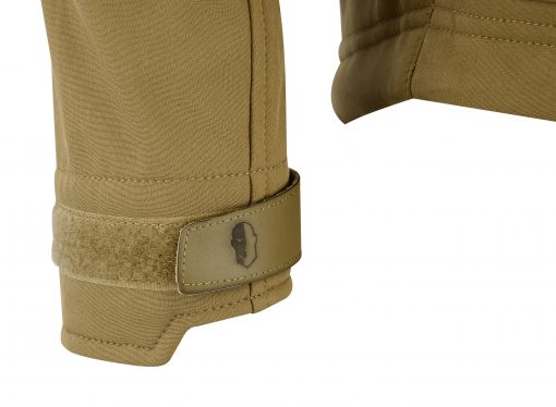 ECHO SOFT-SHELL JACKET COYOTE CUFFS