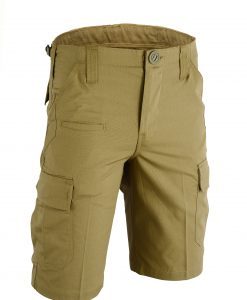 GEN 2 Lightweight & Durable Field Shorts COYOTE FRONT