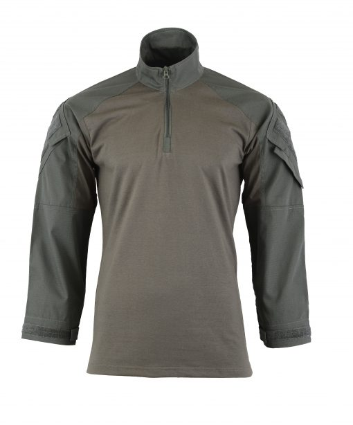 Combat Shirt Coyote Front GREY