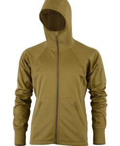 Performance Hoodie COYOTE FRONT
