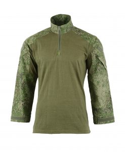 Combat Shirt Coyote Front RUSSIAN DIGITAL