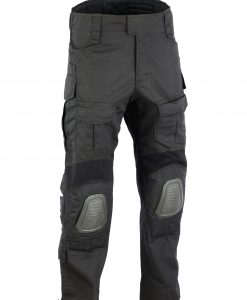 Special Operations Combat Pants BLACK FRONT