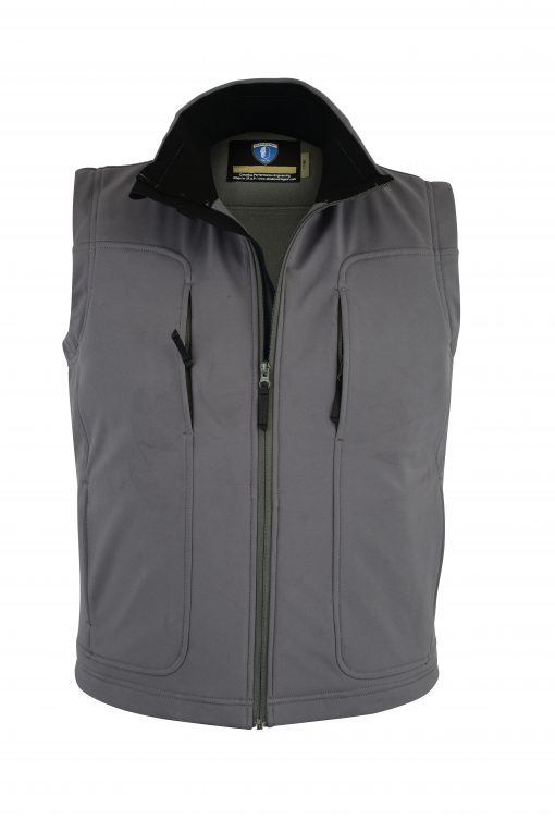 Victor Soft-Shell Wind & Water Resistant Vest OPEN
