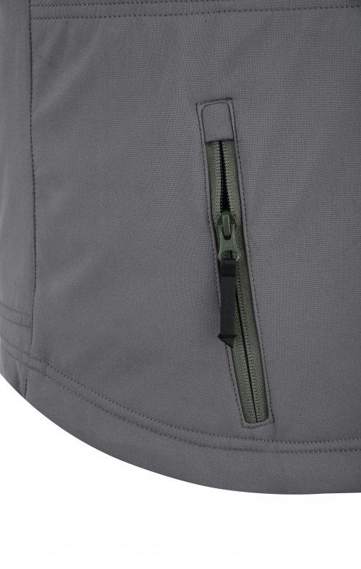 Victor Soft-Shell Wind & Water Resistant Vest POCKET