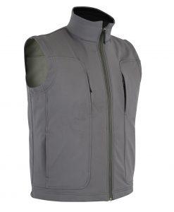 Victor Soft-Shell Wind & Water Resistant Vest SIDE