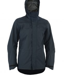 WHISKEY HARD-SHELL RAIN JACKET FRONT