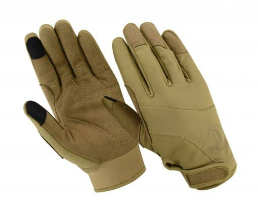 Winter Shooting Gloves Coyote 1