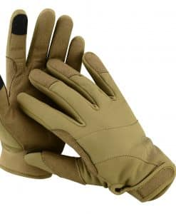 Winter Shooting Gloves Coyote 2