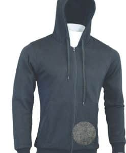 Cut, Slash & Bite Resistant Zipped Hoodie