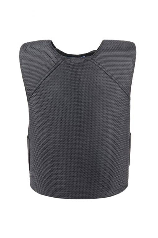 Ghost Covert Bullet and Stab Resistant Vest Black rear
