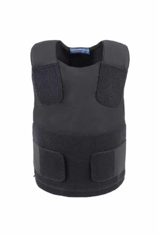 Hybrid Covert Bullet Resistant and Stab Resistant Vest front