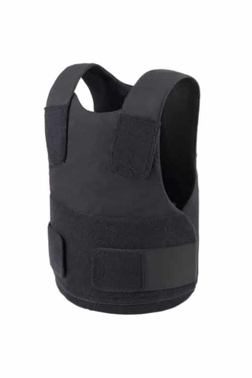Hybrid Covert Bullet Resistant and Stab Resistant Vest side