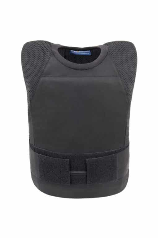 StealthPro covert bullet and stab resistant vest front