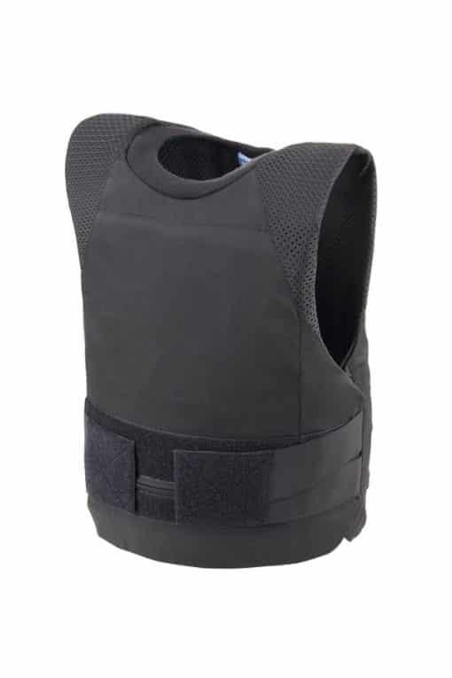 StealthPro covert bullet and stab resistant vest side