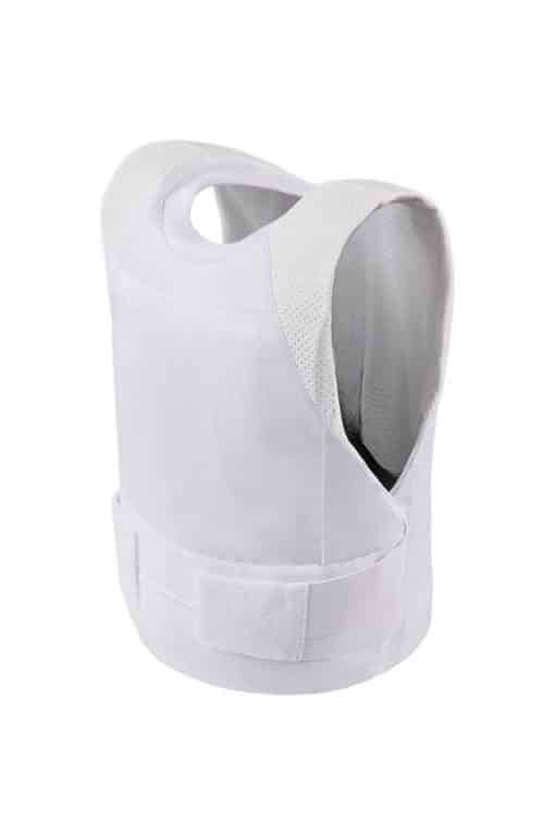 StealthPro covert bullet and stab resistant vest white side