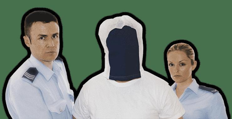 The Pol-i-Veil Spit Mask