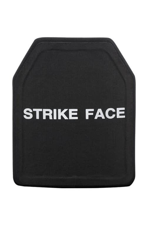 Level IV Lightweight Stand Alone Ballistic Plates Front