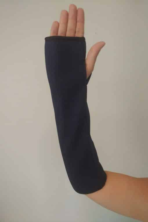Bite Resistant Arm Guards with Foam For Special Needs