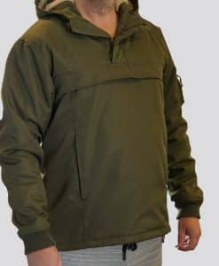 Cut, Slash and Puncture Resistant Anorak